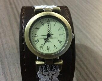Vintage cuff watch