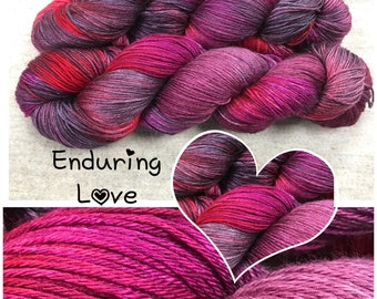 Enduring Love Hand Dyed Yarn