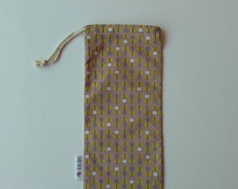 Organic cotton tote bag * Ta model *.