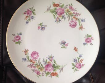 Raynaud & Co Limoges Plate 11 inch plate