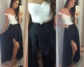Irregular Cut Skirt by Auténtica Boutique