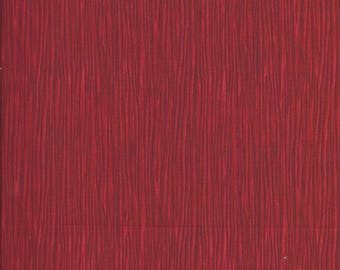 Coupon fabric Burgundy graphic patch