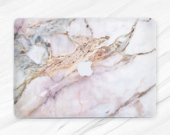 Rose Marble Macbook Pro Case Marble Laptop Case Macbook Hard Case Macbook Air Marble Macbook Air 13 Marble Macbook Rose Marble Macbook