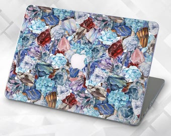 Minerals Macbook Pro Case  Laptop Case Macbook Hard Case Macbook Air Marble Macbook Air 13 Marble Macbook Minerals Macbook