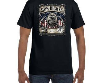 Protect our Gun Rights 2nd Amendment T-shirt