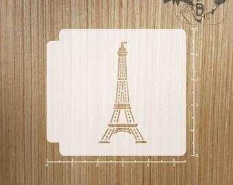 Eiffel Tower 783-054 Stencil