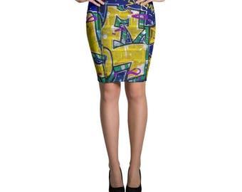 Chief Pencil Skirt