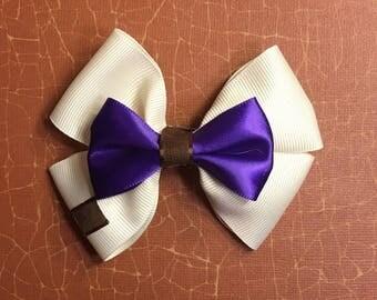 Aladdin Bow Hair Clip