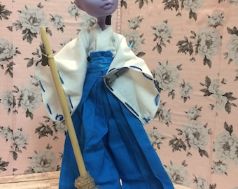 Hakama for MH/EAH Dolls