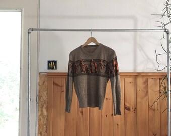 Vintage Women S Sweaters Etsy