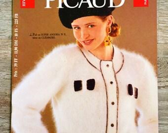 Georges Picaud 13 - winter knitting magazine