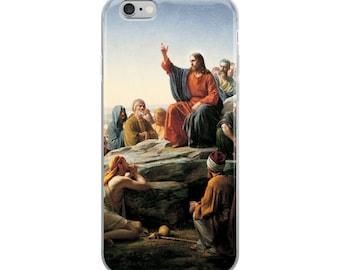 Sermon on the Mount - iPhone Case