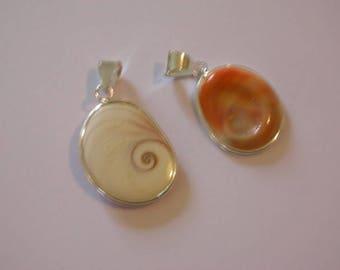 Eye of Saint Lucia Mediterranean pendant