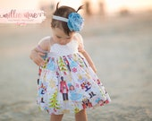 Sugar Plum Fairy Dress- Nutcracker Dress for Babies, Toddlers and Girls