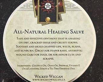 All-Natural Healing Salve