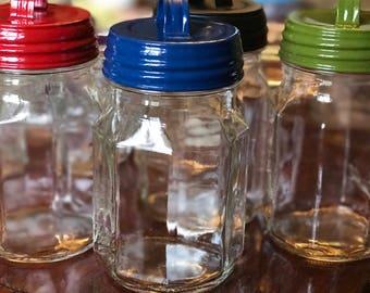 Storage Jars - Set of 4