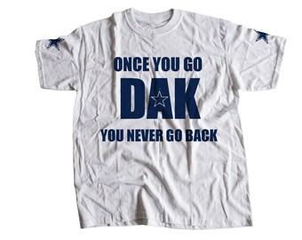 Dallas Cowboy Dak Prescott T-shirt