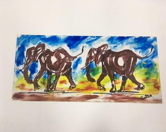 Traditional African Paintings, Pictures, Artwork