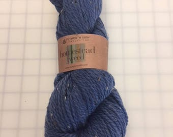Plymouth Yarn - Homestead color #528 Colonial Blue