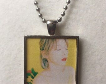 "Taeyeon ""My Voice"" Necklace"