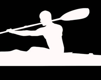 K1/sprint kayak decal