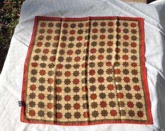 Original Trussardi Vintage Foulard