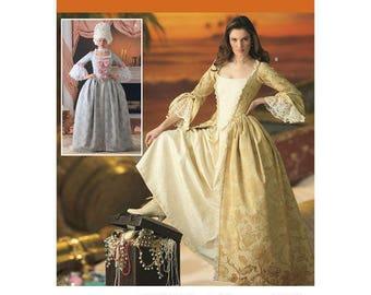 Simplicity Pattern 4092 - Women's 18th Century Costume