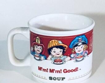 Campbell Soup Bowl Mug
