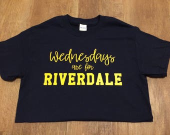 Wednesdays are for Riverdale
