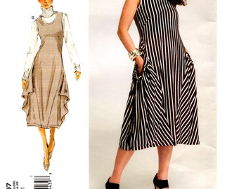 Sewing Pattern, Today's Fit, V1297, all sizes, Uncut, Dress