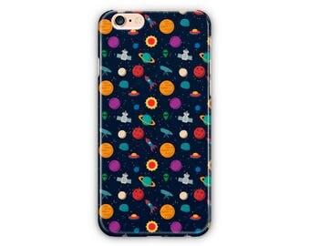 Planet Phone Case for iPhone 8 / 7 7Plus, iPhone 6/6Plus iPhone5 Samsung Galaxy S8/8edge/ S7/7 edge / S6 / S6 edge/S5