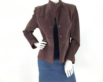 1970s genuine Leather Attic jacket