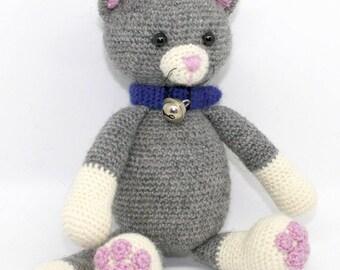Crochet Kitty Mauw