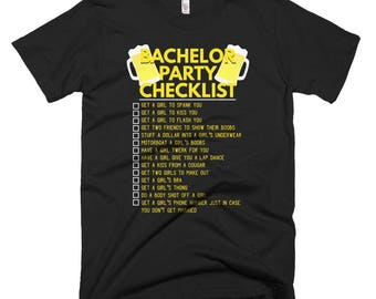 Bachelor Party Short-Sleeve T-Shirt