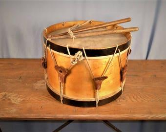 Vintage Drum Sticks Etsy