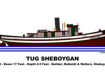 Great Lakes Tug Sheboygan