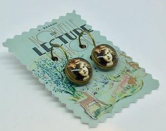 "Earrings ""Héloise"""