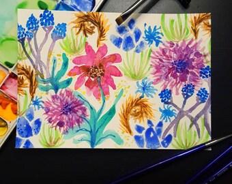 Pandora, Na'vi inspired flowers