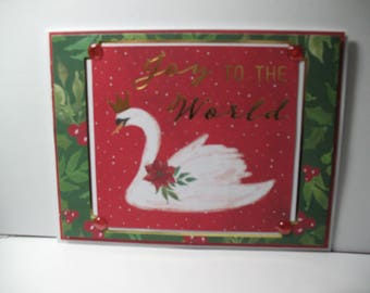 SALE ON Joy to the World Christmas Card