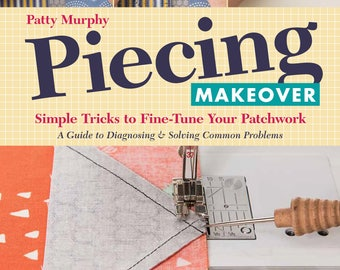 Signed Copy of Piecing Makeover