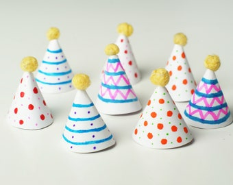 Miniature Party Hats