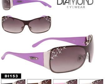 DIAMOND EYEWEAR RHINESTONE, Sunglasses, Shades