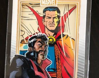 Doctor Strange Fridge Magnet