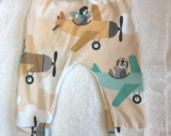 Flying Penguins Leggings 6-12 Months