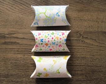 set of 3 pillow boxes