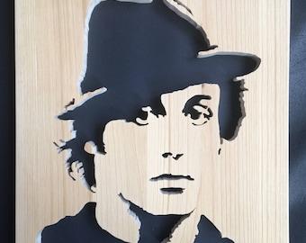Portrait Rocky Balboa