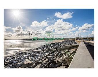 Lahinch Beach, Clare.