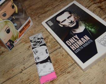 Bookmark simple Billie Piper / / Simple bookmark Billie Piper