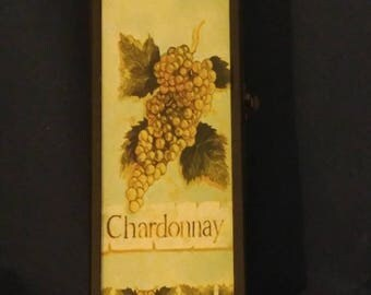Chardonnay Wine Box Bluetooth Speaker