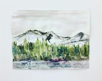 from dutchman's peak